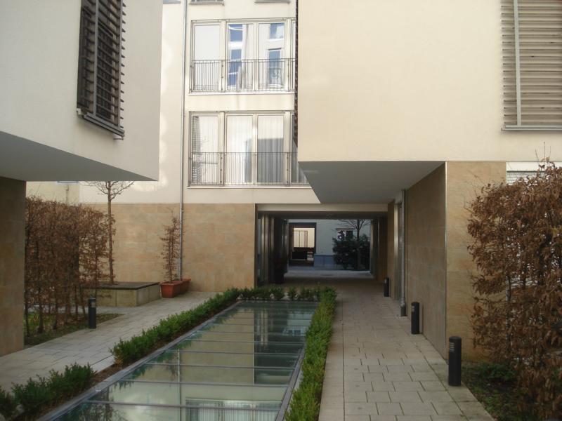 Neubau einer Wohnanlage mit 66 WE und TG München, Klenzestrasse