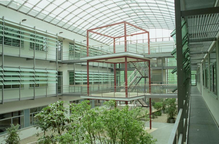 Neubau eines Laborgebäudes Dresden