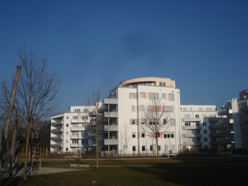 Neubau einer Wohnanlage mit 144 WE und TG München, Hochstiftsweg