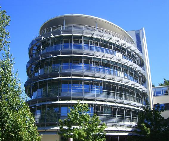 Neubau Verwaltungsgebäude