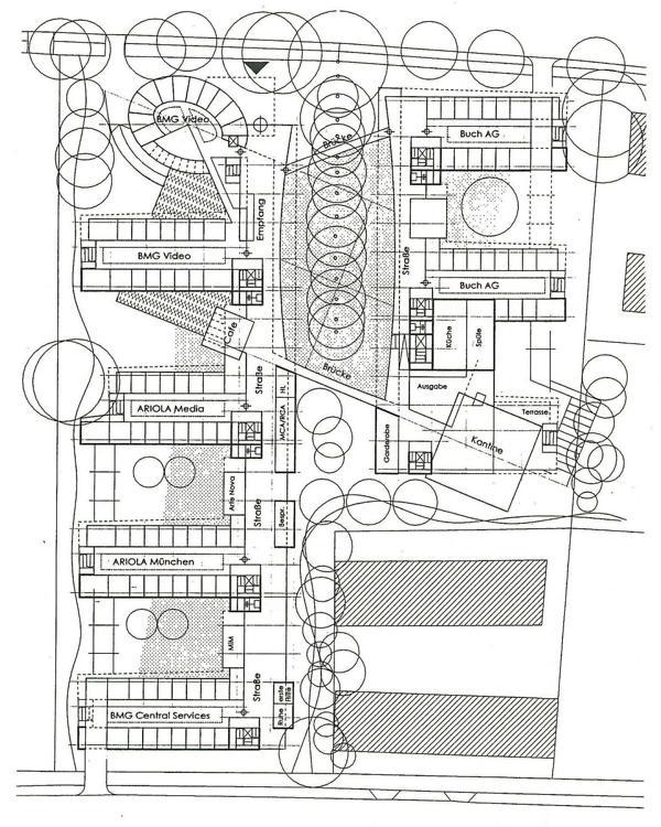 Neubau eines Verwaltungsgebäudes München
