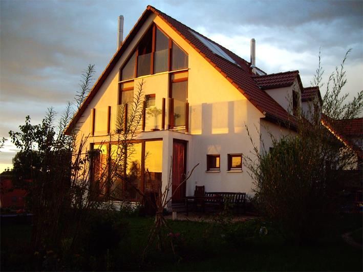 Neubau eines Zweifamilienhauses Petershausen