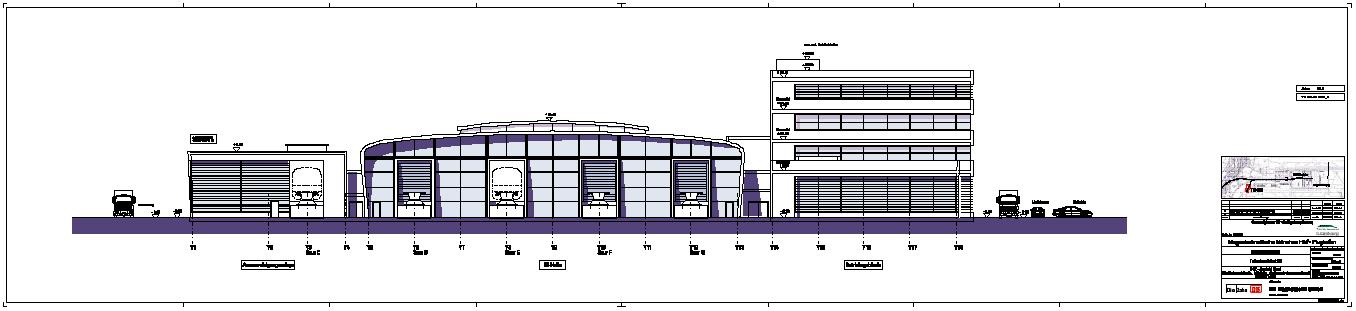 Planfeststellungsverfahren Instandhaltungszentrale Transrapid München-Flughafen