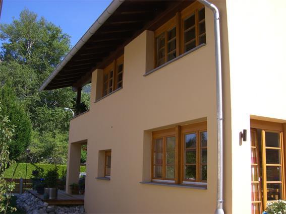 Neubau eines Einfamilienhauses Garmisch-Partenkirchen, Von-Defregger-Strasse Haus A